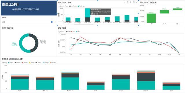 人力数据分析,人力资源分析,人力资源分析模板,人力资源数据分析工具